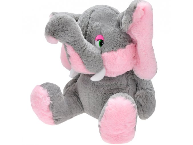 Plyšový slon 30cm - plyšové hračky