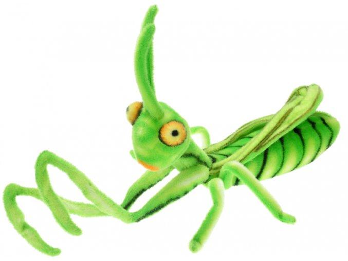 Plyšová kudlanka 36cm - plyšové hračky