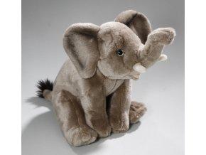 Plyšový slon 25 cm - plyšové hračky