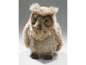 Plyšová sova 25 cm - plyšové hračky
