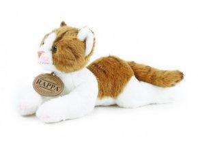 Plyšová kočka 18 cm - plyšové hračky