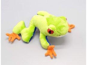 Plyšová žába 18cm - plyšové hračky