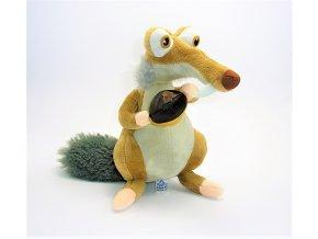 Plyšová veverka Scrat 20 cm - plyšové hračky