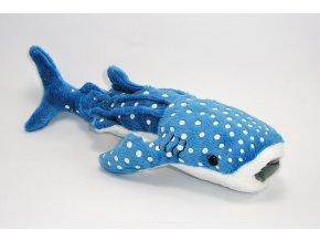 Plyšový žralok 28cm - plyšové hračky