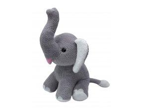 Plyšový slon 55cm - plyšové hračky