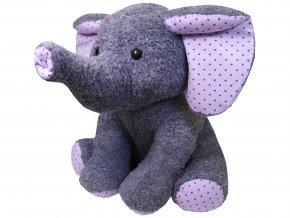 Plyšový slon 60cm - plyšové hračky