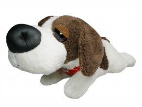 Plyšový pes Kavalír španěl ležící 20cm - plyšové hračky