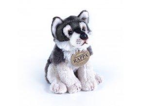 Plyšový vlk 15 cm - plyšové hračky