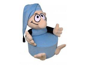 Plyšová sedačka Vochomůrka - plyšové hračky