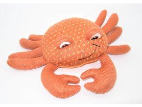 Plyšový krab 25 cm - plyšové hračky