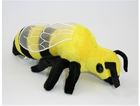 Plyšová vosa 20 cm - plyšové hračky