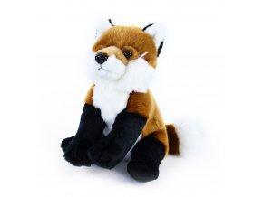 Plyšová liška 20 cm - plyšové hračky