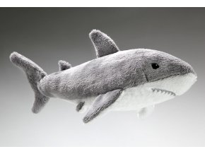 Plyšový žralok 24 cm - plyšové hračky