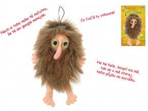 Plyšový Fanfulín Mumlík 16cm mluvící - plyšové hračky