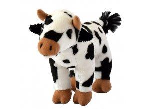 Plyšová kráva 15 cm - plyšové hračky