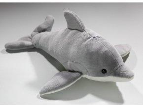 Plyšový delfín 30 cm - plyšové hračky