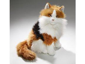 Plyšová kočka 30 cm - plyšové hračky