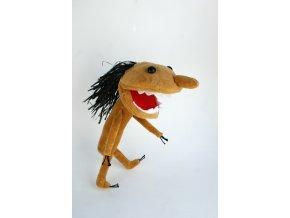 Plyšový Anuška 20cm maňásek - plyšové hračky