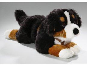 Plyšový bernský salašnický pes velký 65 cm - plyšové hračky