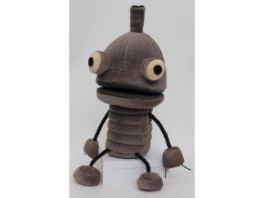 Plyšový robot Josef 20cm - plyšové hračky