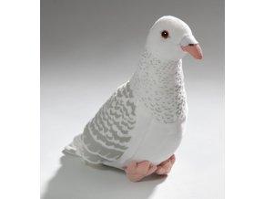 Plyšový holub 23 cm - plyšové hračky