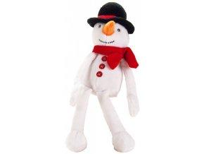plush snowman 24cm
