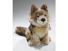 Plyšový kojot 25 cm - plyšové hračky