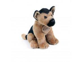 Plyšový německý ovčák 20 cm - plyšové hračky