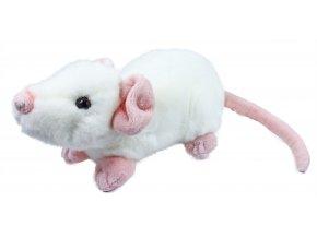 Plyšová myš 21 cm - plyšové hračky