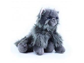 Plyšová kočka britská 30 cm - plyšové hračky