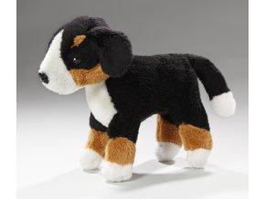Plyšový bernský salašnický pes 16 cm - plyšové hračky