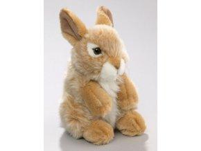 Plyšový zajíc 18 cm - plyšové hračky
