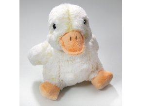 Plyšová kachna 20 cm - plyšové hračky