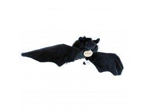 Plyšový netopýr 16 cm - plyšové hračky