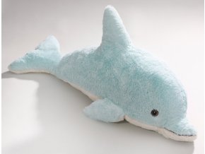 Plyšový delfín velký 80 cm - plyšové hračky