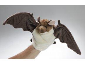 Plyšový netopýr maňásek 44 cm - plyšové hračky