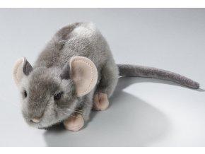 Plyšová myš 16cm - plyšové hračky