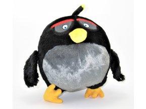 Plyšový Bombas 26 cm - plyšáci Angry Birds