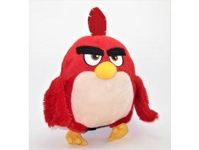 Plyšový Ruďák 26 cm - plyšáci Angry Birds