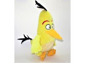 Plyšový Žluťas 32 cm - plyšáci Angry Birds