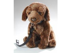 Plyšový labrador 24 cm - plyšové hračky
