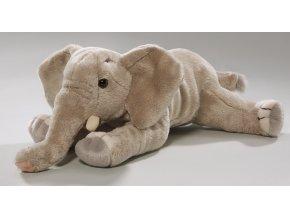 Plyšový slon 23cm - plyšové hračky
