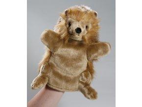 Plyšový ježek maňásek 27 cm - plyšové hračky