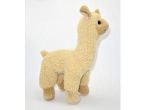 Plyšová lama 25 cm - plyšové hračky