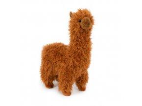 Plyšová lama 30 cm - plyšové hračky