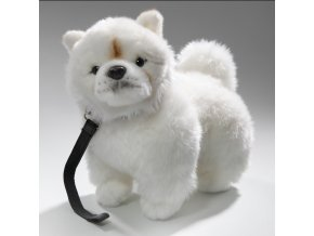 Plyšový pes čau-čau 30 cm - plyšové hračky