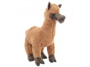 Plyšová lama 40 cm - plyšové hračky