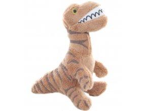Plyšový velociraptor 15 cm - plyšové hračky
