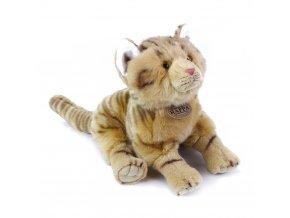 Plyšová kočka 28 cm - plyšové hračky