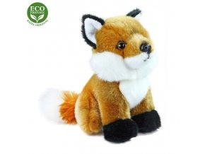 Plyšová liška 18 cm - plyšové hračky
